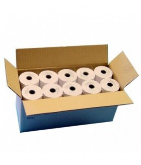 80 x 40 x 12.7 Thermal Paper Till Rolls (Box of 20)