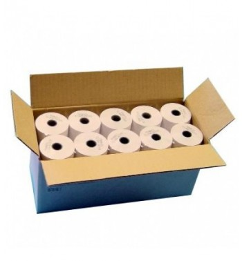57 x 40mm Thermal paper rolls (box of 20)