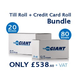 Till And Credit Card Roll Bundle (20bx + 80bx)