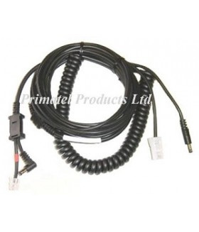 Ingenico power supply unit 2 in 1 cable